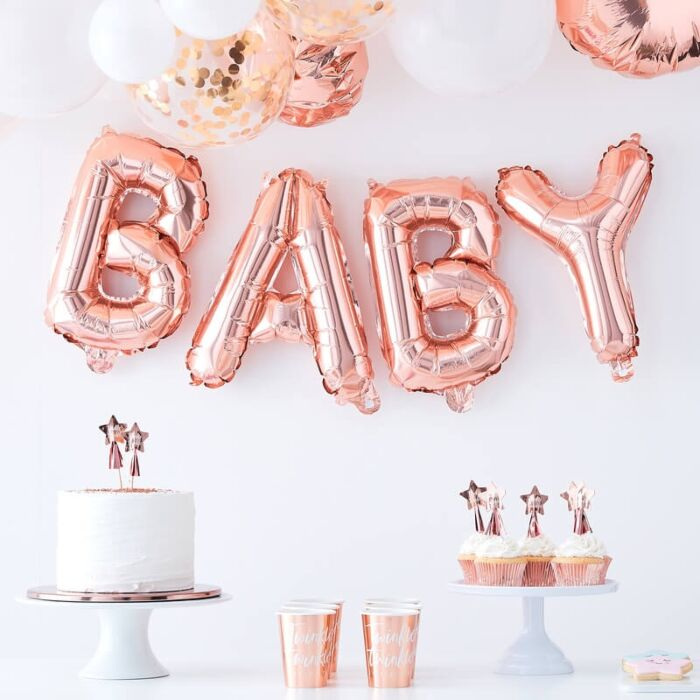 Throw the best baby shower party